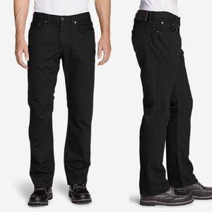 Eddie Bauer NEW Straight Leg Flex Jeans Sz 38x34